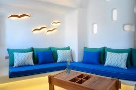 blue couches living rooms create intimacy among relatives breathtaking image of living room decoration using bright yellow sofa living