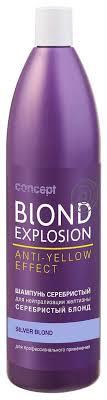 <b>Шампунь Concept</b> Blond Explosion 1 л - отзывы покупателей на ...