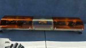 code 3 pse mx 7000 69 light bar led new amber domes • 300 00 code 3 pse mx7000 47 hologen led light bar amber clean must see