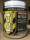 cellucor c4 extreme workout supplement fruit punch 354 gram
