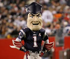 New England Patriots have changed the logo.