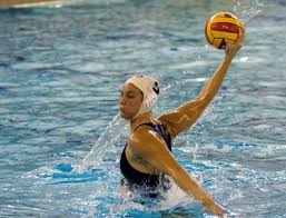 Image result for female waterpolo throw