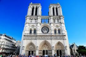 cathedral towers cathacdrale de notre dame