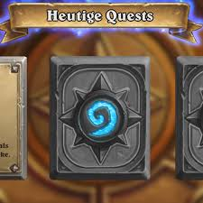 Missing Daily Quests? Try Changing Hearthstone