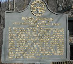 Image result for Blood Mountain, Georgia