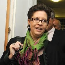 Christine Marek ist neben Harald Himmer die zweite Kandidatin um den Wiener ÖVP-Chefsessel. - 1256797463426