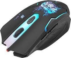 <b>Мышь Defender Killer GM-170</b> L оптика,7кнопок,800-3200 dpi 52170
