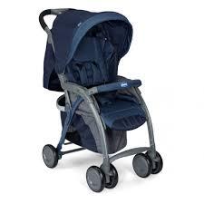<b>Chicco Simplicity</b> Plus Top - <b>прогулочная коляска</b> Blue/синий Passion