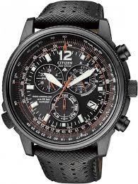 <b>Мужские часы CITIZEN AS4025-08E</b> NightHawk Pilots Radio ...