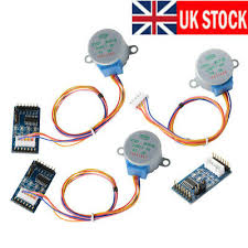<b>3PCS</b>/Sets <b>ULN2003</b> Motor Driver Board + DC 5V <b>Stepper Motor</b> ...
