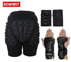<b>SOARED Outdoor Sports Protective</b> Hip Pad Knee Pads Wrist ...