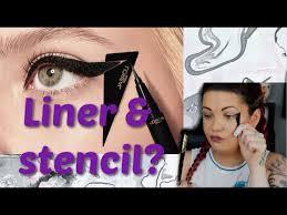 Eyeliner stamp at the drugstore????? <b>Loreal superliner cat eye</b> ...