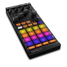 <b>DJ контроллер Native Instruments</b> Traktor Kontrol F1 по низким ...