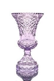 """Купить Хрустальная <b>декоративная ваза</b> """"Имперская"""" цвет ..."""