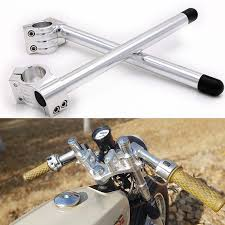 Motorcycle Handle Bar End <b>Universal 2Pcs CNC Aluminum</b> ...