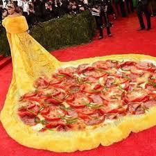 The 5 Best Memes of Rihanna's Met Gala Dress - Vogue via Relatably.com