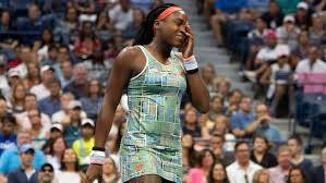 Naomi Osaka Consoles <b>Crying Coco</b> Gauff in Post-Match Interview ...