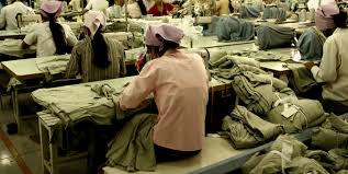 the global village and it s back breaking terrain the n globalization textile industry