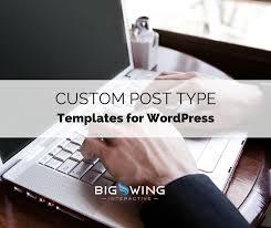 Custom Post Type Template  custom post type template yaga      elumr mx tl  Perfect Resume Example Resume And Cover Letter custom post type templates for wordpress bigwing interactive