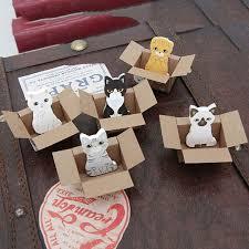 Купить товар <b>Мини</b> милый Kawaii мультфильм животные кошка ...