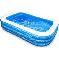Amazon Best Sellers: Best Full-<b>Sized</b> Inflatable Pools