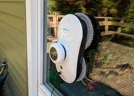 <b>Albohes Z5 robot window</b> washer review – The Gadgeteer