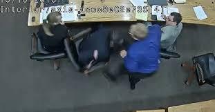 Convicted Burglar Lunges Towards Cop's <b>Gun</b> in <b>Frantic</b> Courtroom ...