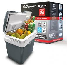<b>Холодильник автомобильный AVS</b> CC-24NB (24л 12В/220В ...