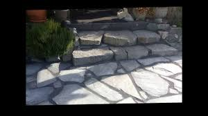stone patio installation: how to install flagstone patio maxresdefault how to install flagstone patio