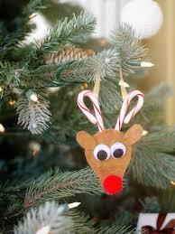 christmas reindeer craft reindeer