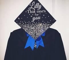 single mom college graduation photo thank you jana made me graduation cap for my daughter 1008465039
