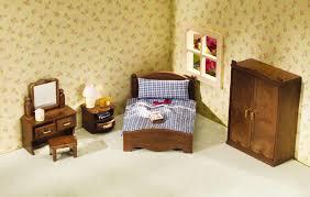 bedroom set main: calico critters master bedroom set enlarge main item image