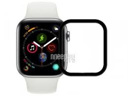 <b>Аксессуар Защитное стекло для</b> Apple Watch Zibelino TG 5D ...