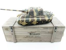 Р/У <b>танк Torro Jagdtiger</b> (Metal Edition) 1/16 2.4G — купить в ...