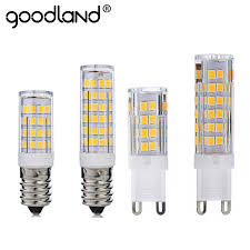 Mini E14 G9 <b>LED Lamp 5W 7W</b> 220V LED Bulb Corn Light ...
