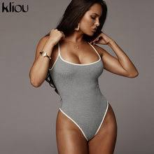 Bodysuit <b>Backless Sexy Tassels</b>