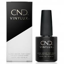 <b>CND Vinylux</b> Shellac <b>Weekly</b> Topcoat | <b>Nail</b> Care | Long Lasting Nails