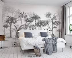 XZCWWH <b>Custom Wallpaper</b> Mural Black And White Sketch ...