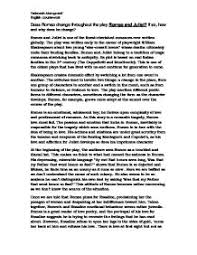 romeo and juliet persuasive essay   template   templateromeo and juliet persuasive essay