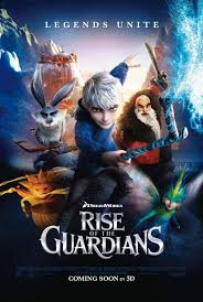 Rise of the Guardians in 3D