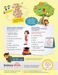after school n desis in san ramon dublin pleasanton brilliant minds academy san ramon