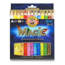 """Цена на <b>Набор</b> карандашей цветных <b>Koh</b>-I-<b>Noor</b> """"<b>Magic</b>"""" 12 шт ..."""