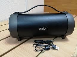 Портативная акустика <b>Dialog AP</b>-<b>930</b> — купить в Красноярске ...