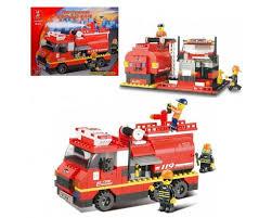 <b>Конструктор Sluban Пожарные спасатели</b> (281 деталь ...