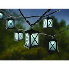 <b>Lantern</b> - <b>String Lights</b> - Outdoor Lighting - The Home Depot