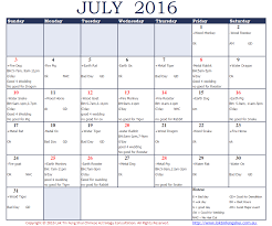 good days and bad days july 2016 chi yung office feng
