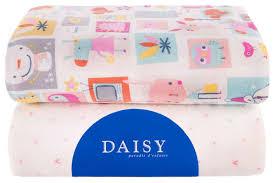 Купить Многоразовые <b>пеленки Daisy фланель</b> 90х145 комплект 2 ...
