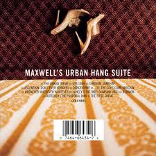<b>Maxwell</b> - <b>Maxwell's Urban</b> Hang Suite - Reviews - Album of The Year