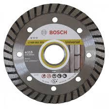 Универсальный <b>алмазный диск Bosch</b> Turbo, 115 мм — купить в ...