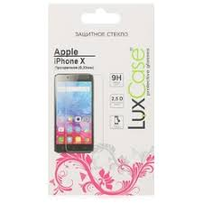 «Аксессуар Защитное стекло <b>LuxCase 3D</b> для APPLE iPhone X ...